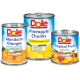 Save $1 on 3 dole canned fruits